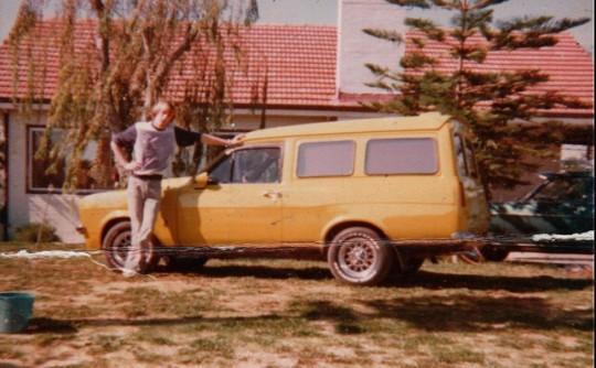 1977 Ford ESCORT L