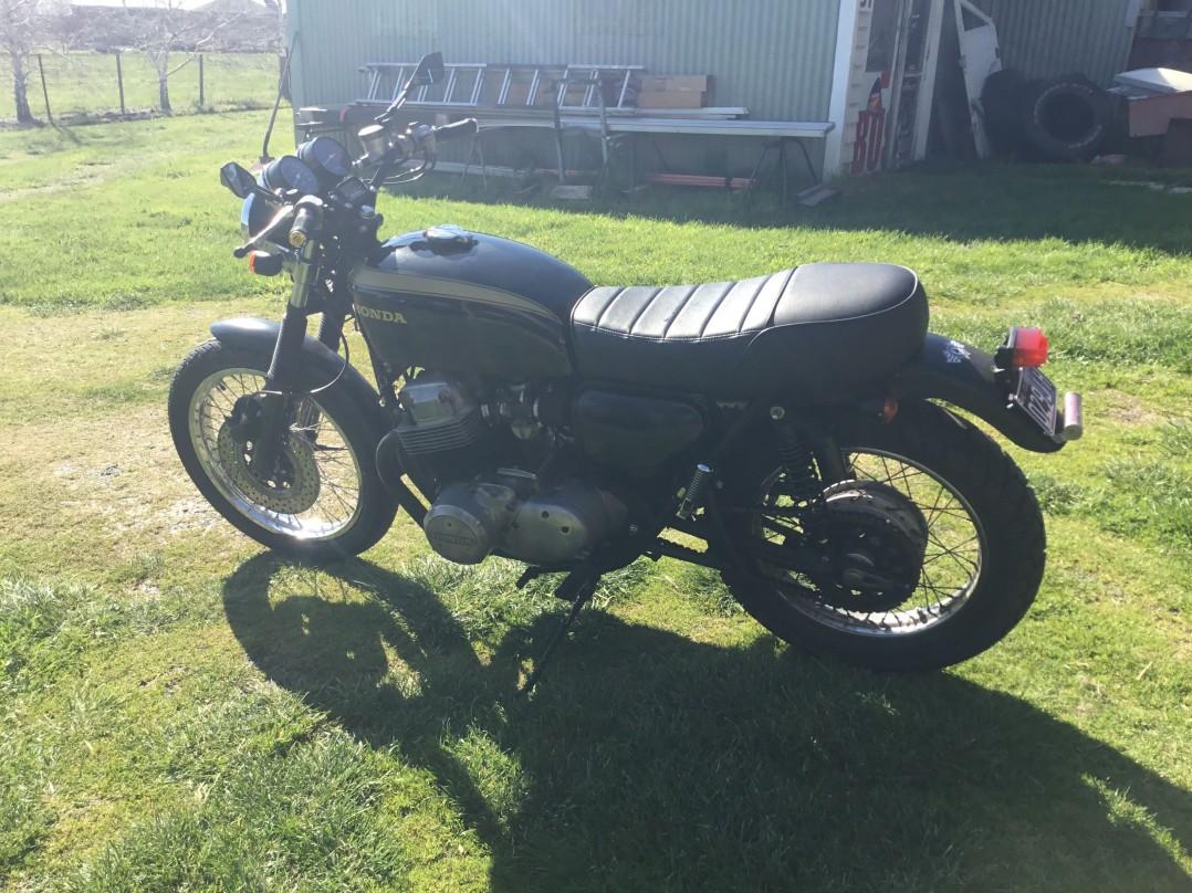 1972 Honda CB 750