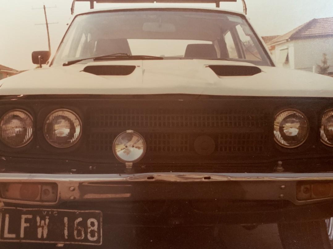 1972 Datsun 180B GL