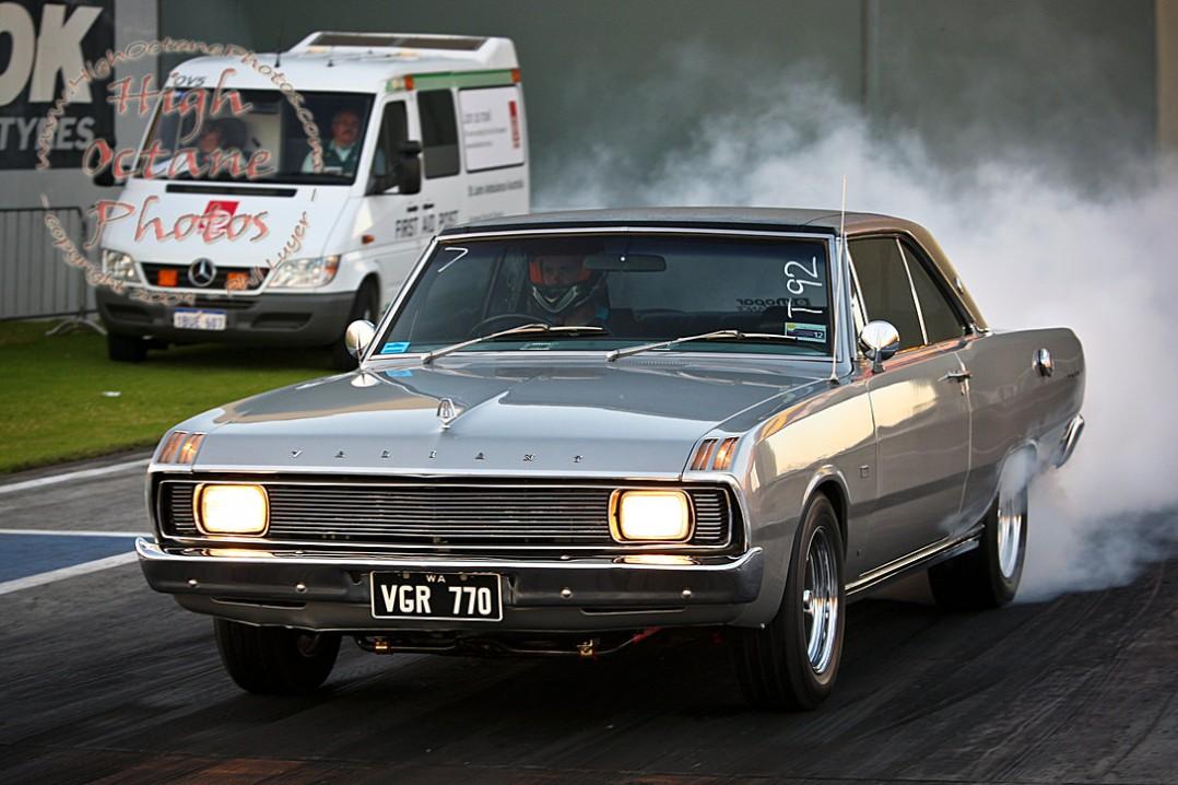1970 Valiant VG 770 Coupe