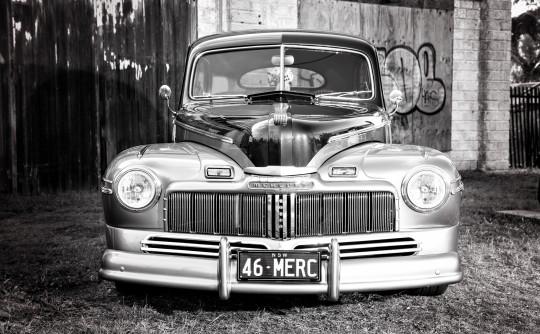 1946 Mercury Mercury eight 2 door Town Sedan