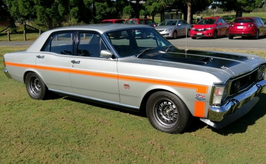 1970 Ford XW GT FALCON