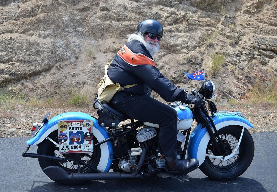 1945 Harley-Davidson UL 1200