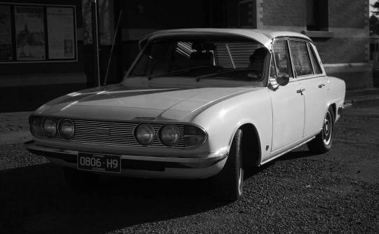 1973 Triumph 2500 TC