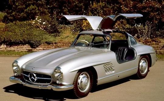 1958 Mercedes-Benz 300 SEL