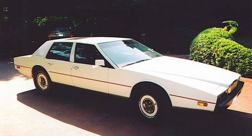 1988 Aston Martin LAGONDA