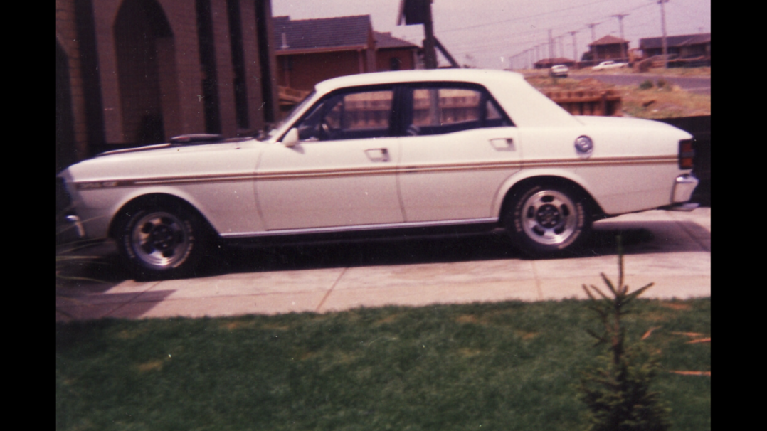 1971 Ford Performance Vehicles XY GT