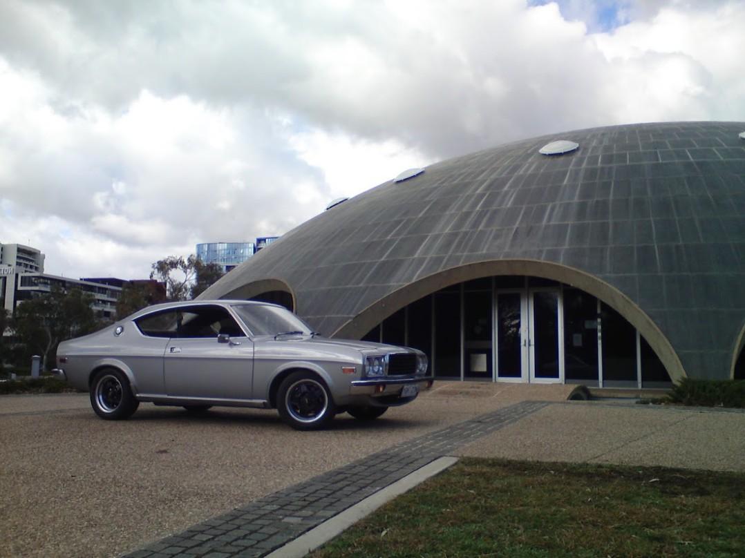 1976 Mazda 929