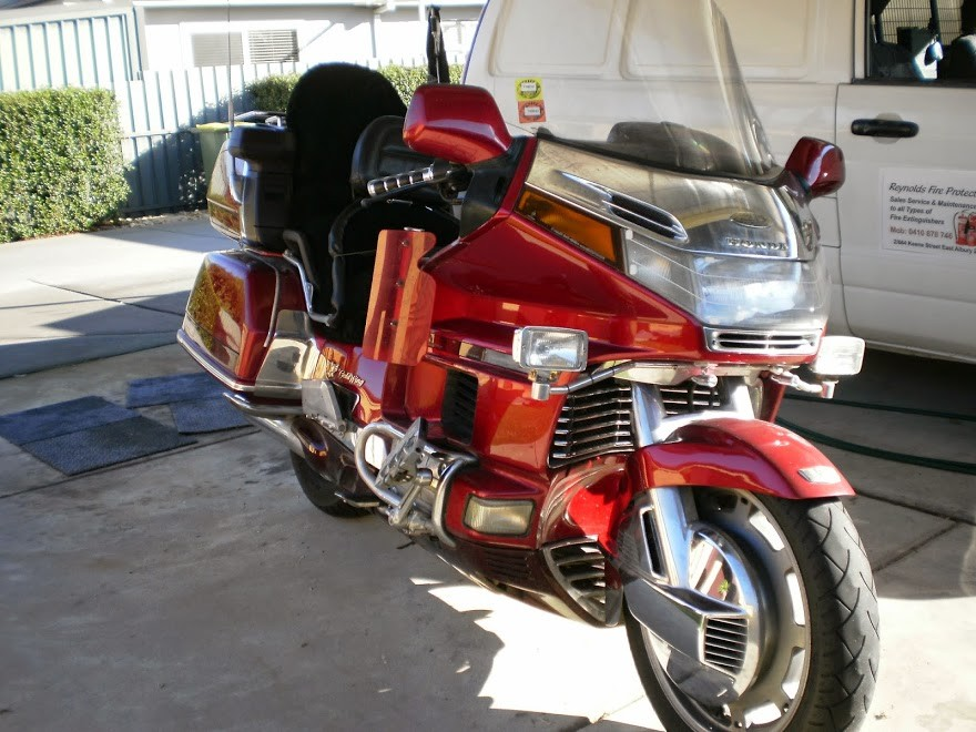 1995 Honda 1520cc GL1500A (GOLDWING)