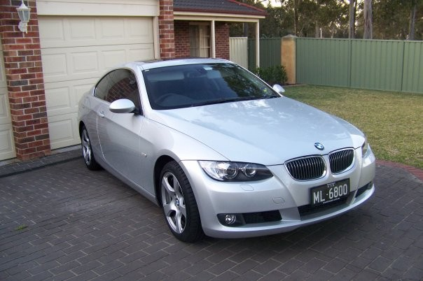 2006 BMW E92 323i Coupe