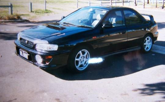 2000 Subaru IMPREZA WRX LTD ED
