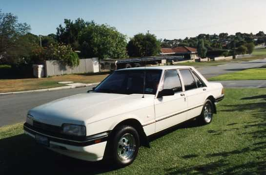 1986 Ford Falcon XF GL