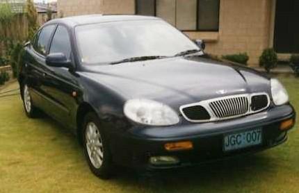 2004 Daewoo LEGANZA 2.2