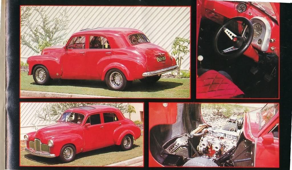 1948 Holden FX