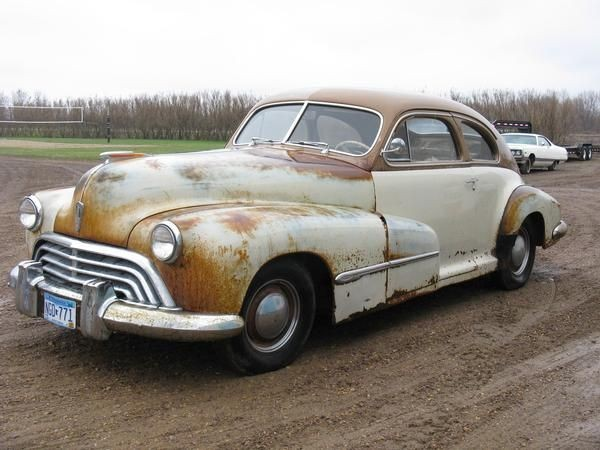 1946 Oldsmobile Dynamic Cruiser 76