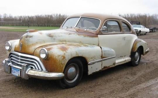 1946 Oldsmobile Dynamic Cruiser