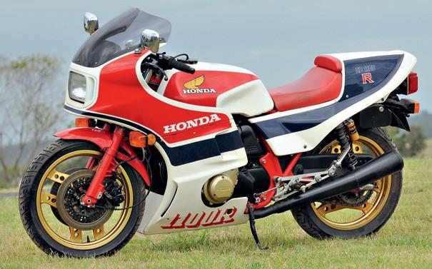 1981 Honda CB1100RC