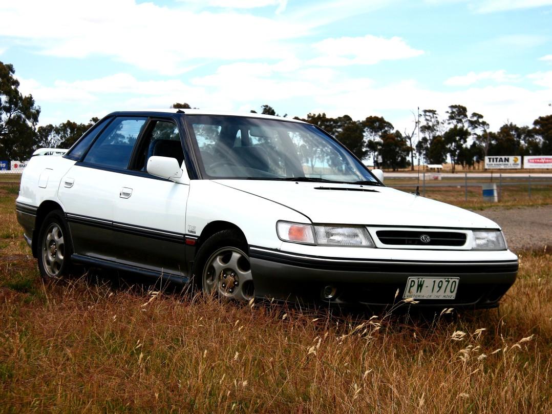 1992 Subaru Liberty