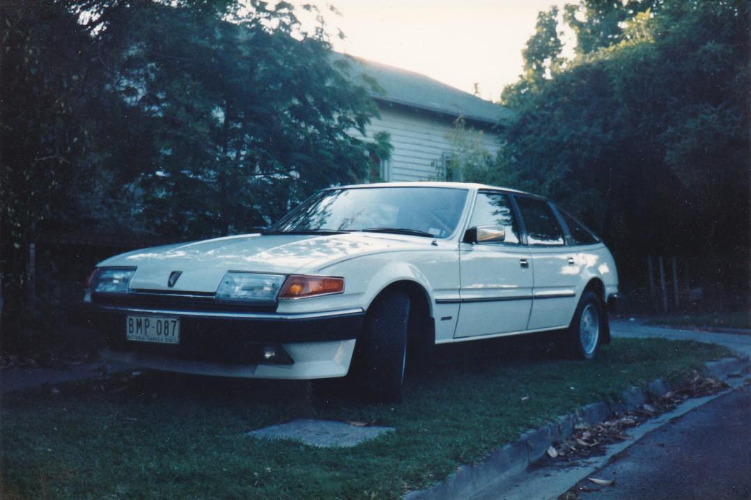 1982 Rover 3500 SE (SDI)