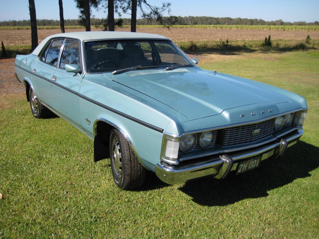 1976 Ford Fairlane ZH