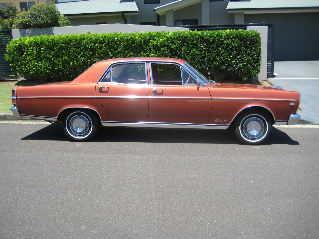1971 Ford ZD Fairlane 500