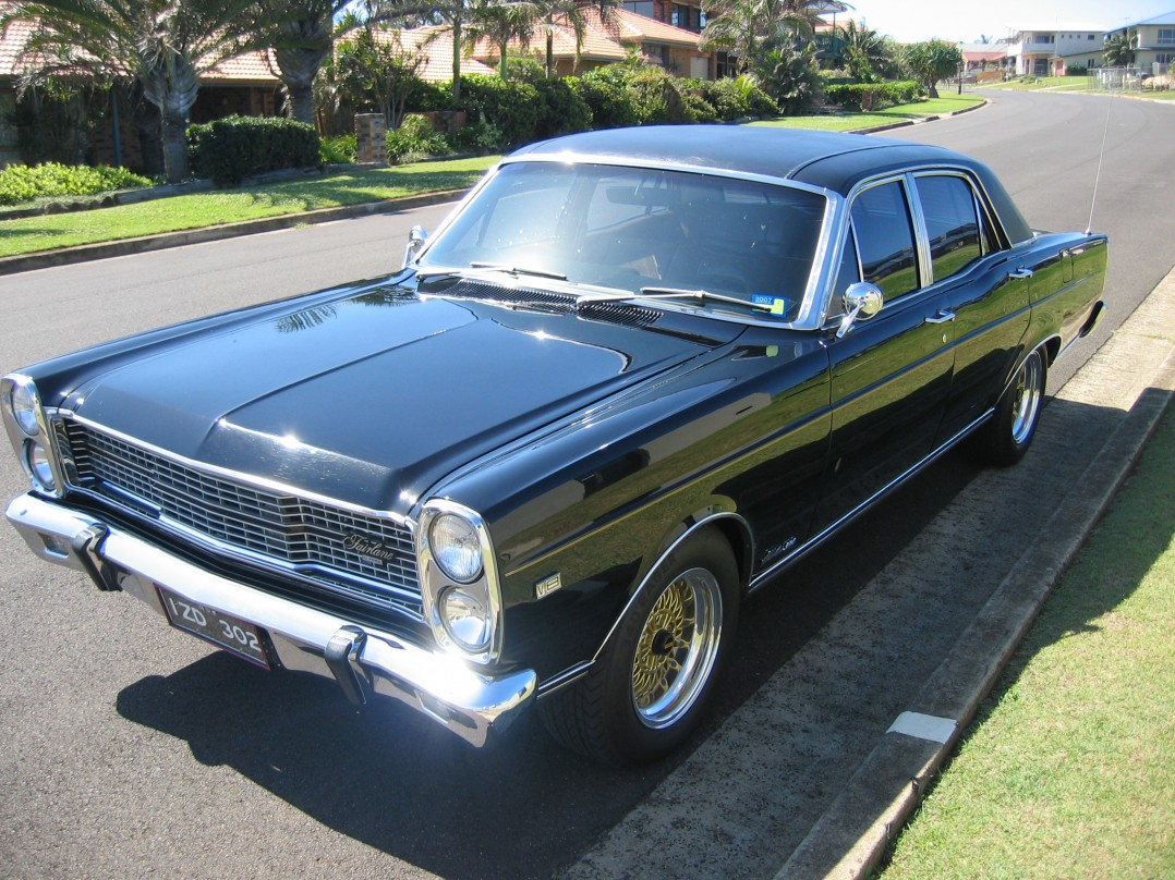 1971 Ford Fairlane ZD