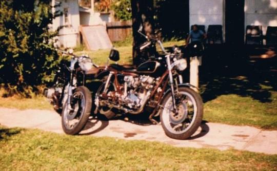 1975 Yamaha 650