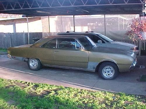 1970 Chrysler Valiant VG Regal 770