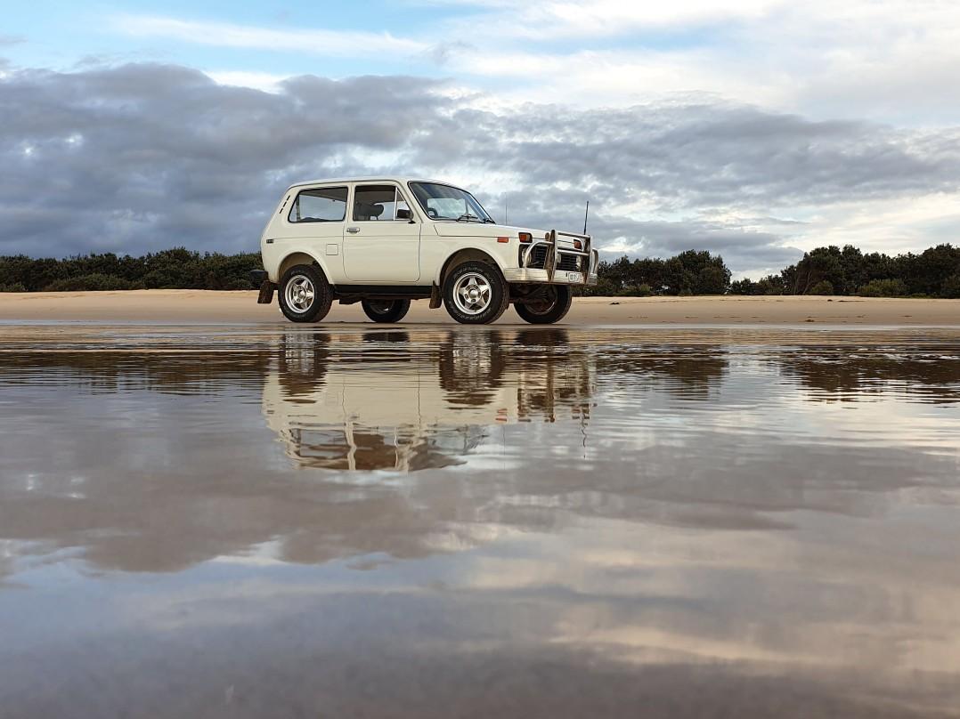 1989 Lada NIVA (4x4)