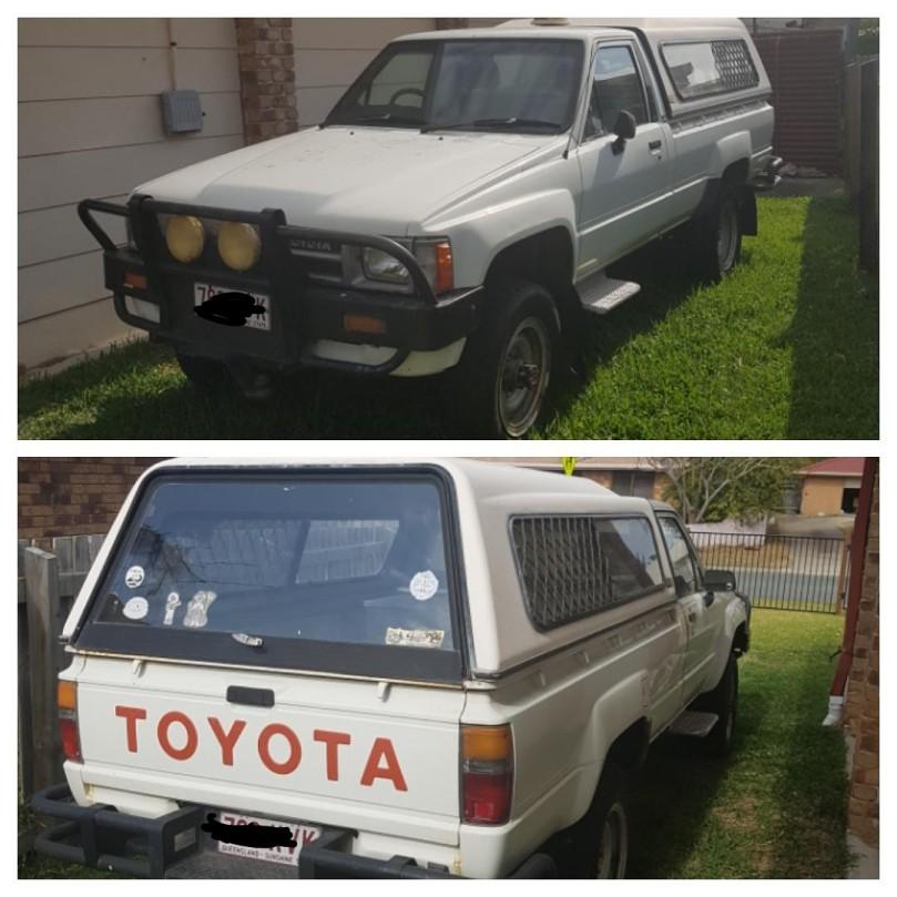 1988 Toyota HILUX (4x4)