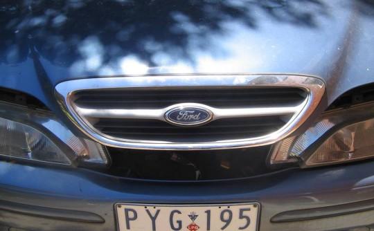 1996 Ford EL Fairmont XR6