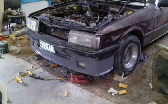1991 Ford ford xf ute