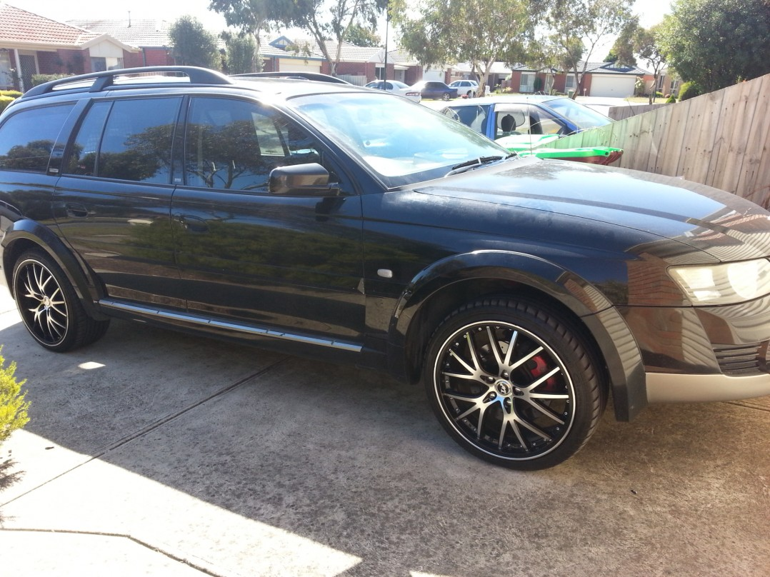 2004 Holden Special Vehicles AVALANCHE