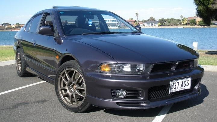 1997 Mitsubishi GALANT VR-4