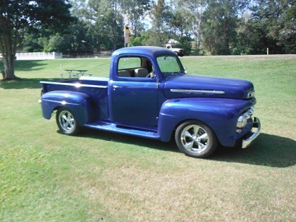 1951 Ford Freighter /F100