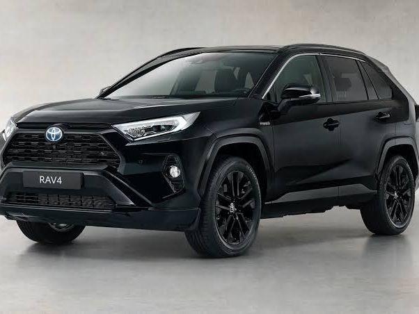 2021 Toyota Rav 4