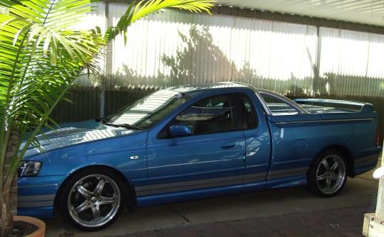 2003 Ford falcon xr8