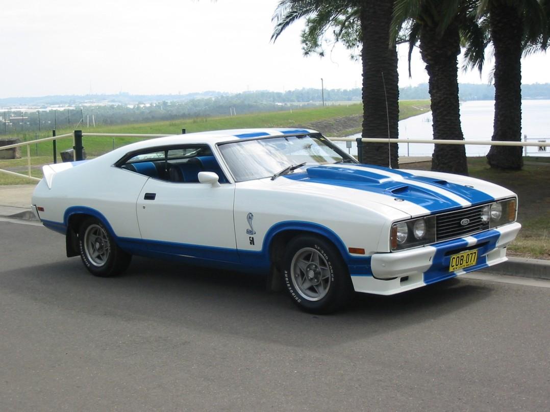 1978 Ford FALCON Cobra
