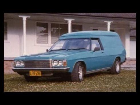 1978 Holden SANDMAN