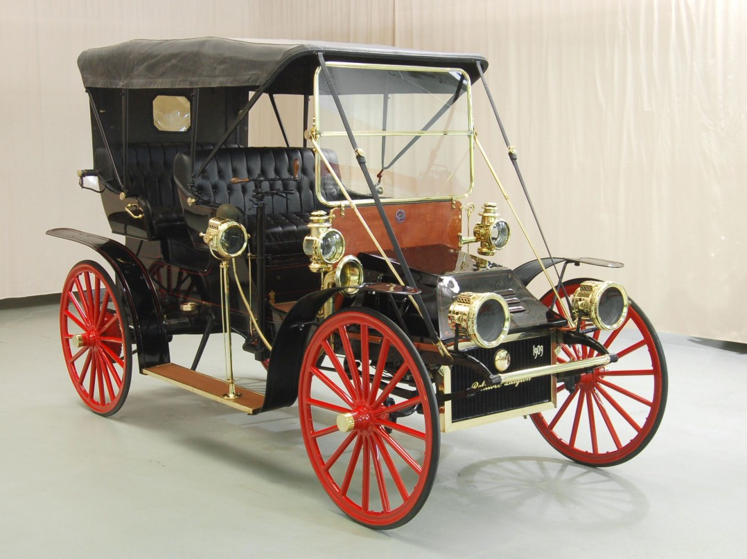 1909 RELIABLE DAYTON MODEL  F