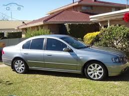 2003 Ford FAIRMONT GHIA