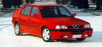 1985 Alfa Romeo 33 BOXER 16V QV