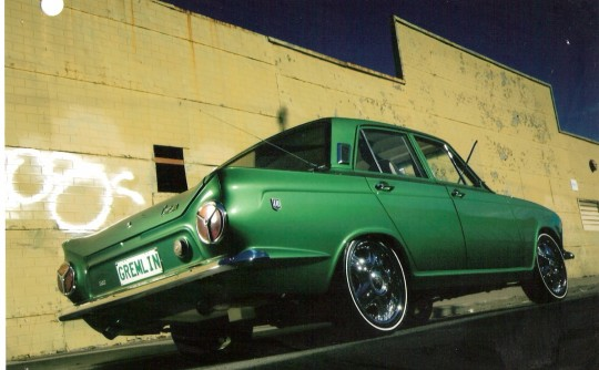 1967 Ford CORTINA 440