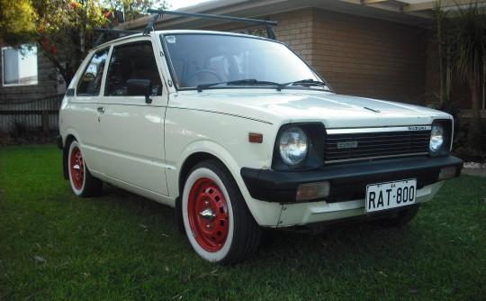 1984 Suzuki HATCH