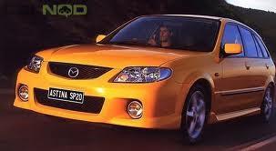 2003 Mazda 323 ASTINA SP20