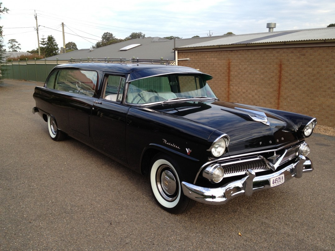 1959 Ford Mainline Hearse