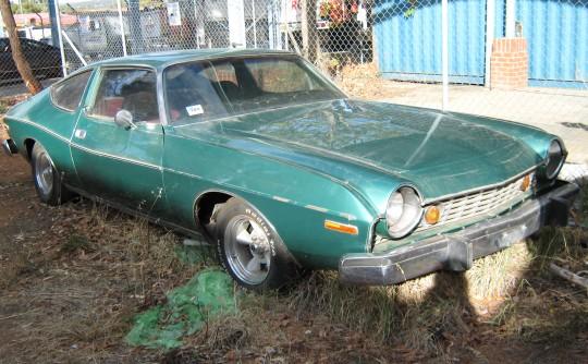 1977 American Motors matador x