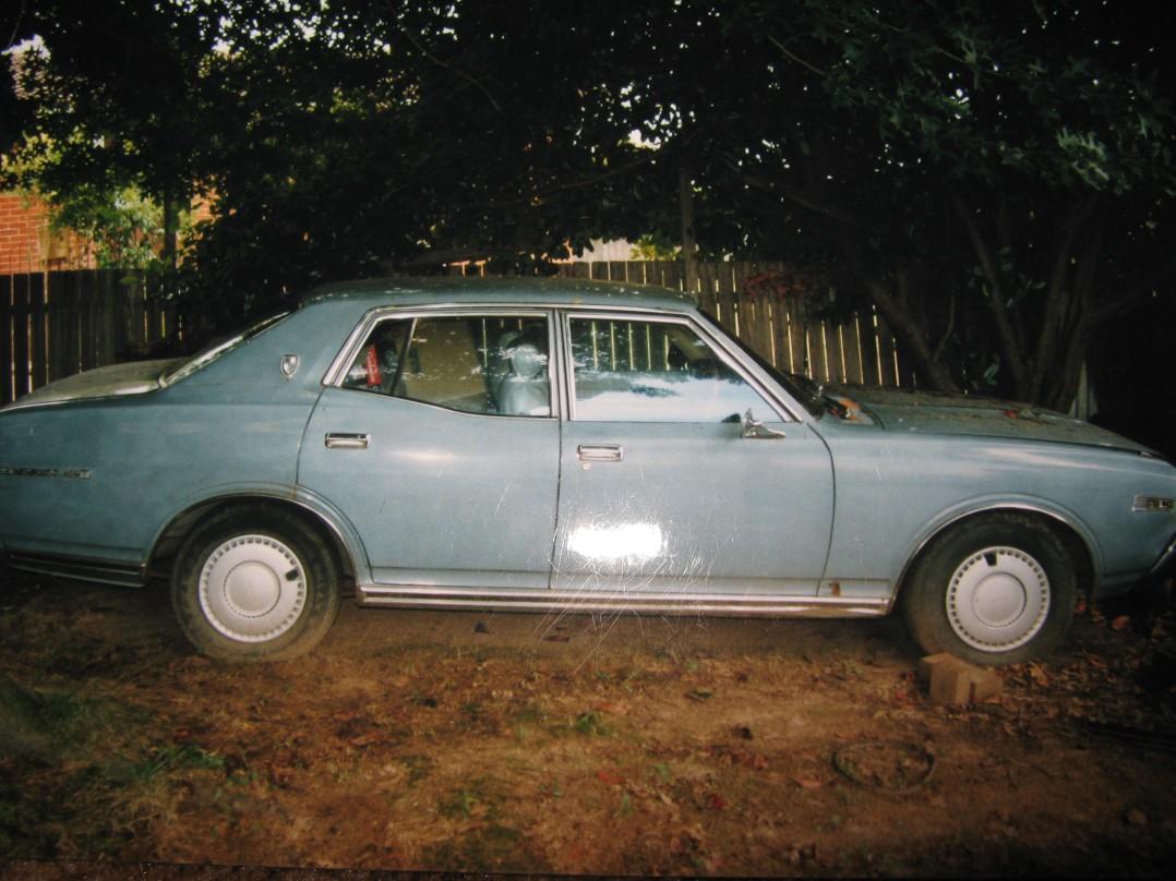 1978 datsun 280c