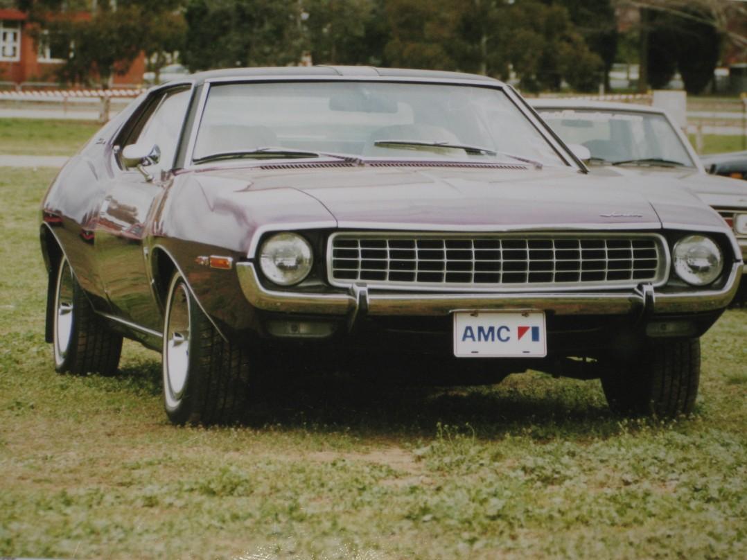 1972 American Motors javelin