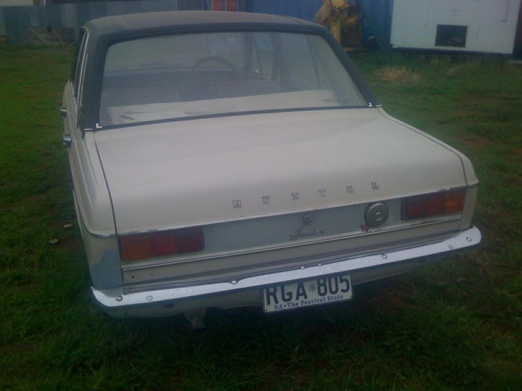 Hillman,HUNTER ROYAL,,auto soon to be manual,Sedan,1969,1725,1969 Hillman HUNTER ROYAL,HUNTER,ROYAL,Hillman HUNTER ROYAL,IluvmyTT